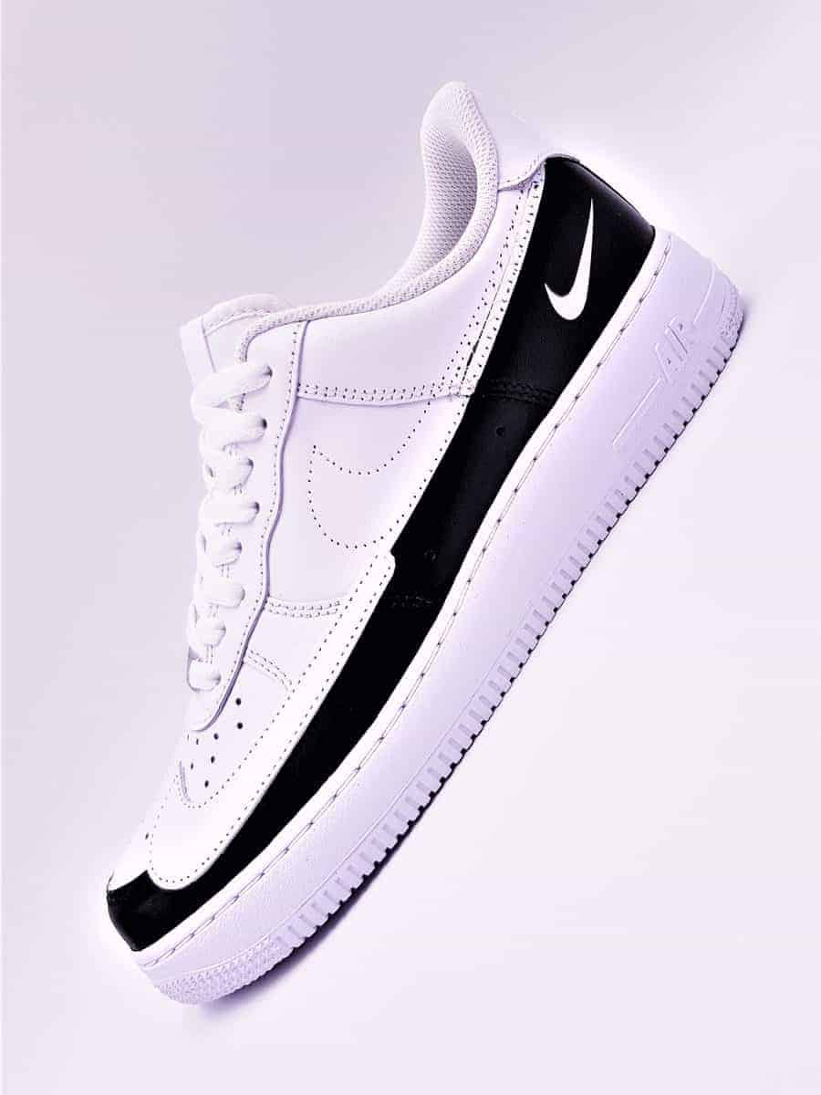 Nike Air Force 1 Dual Ton Atpik Custom Sneakers