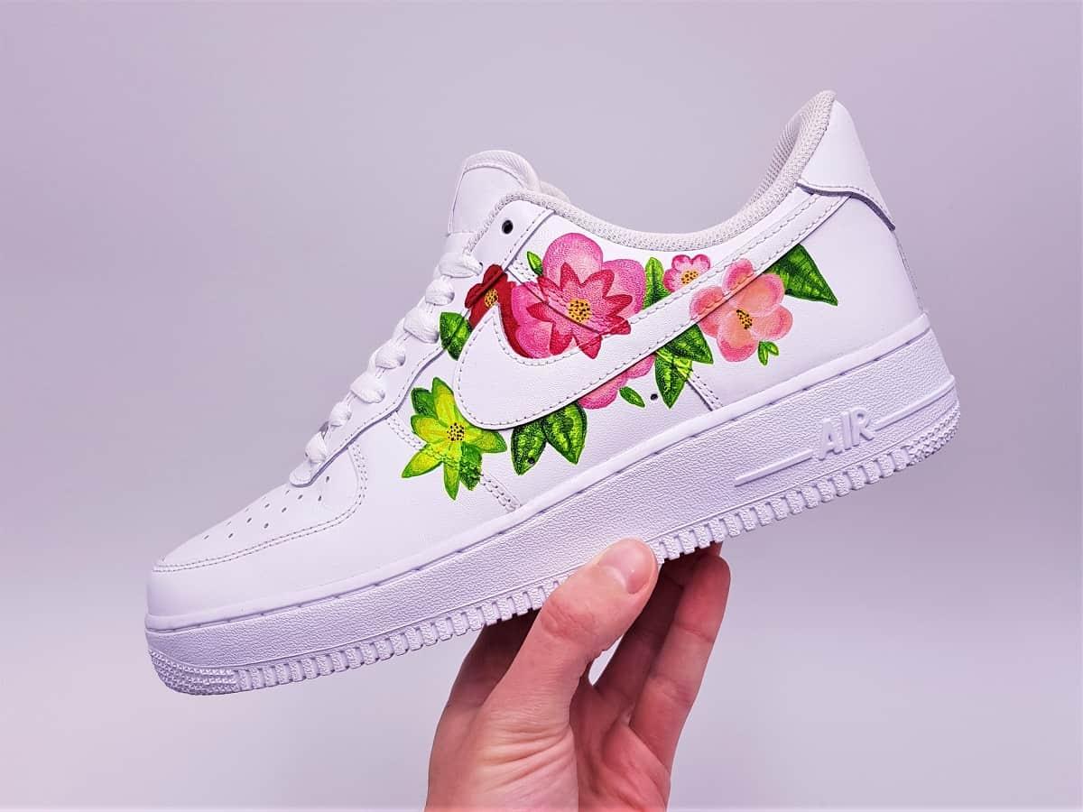 chaussure customiser nike