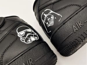 Nike Air Force 1 Star Wars par ATPIK custom sneakers